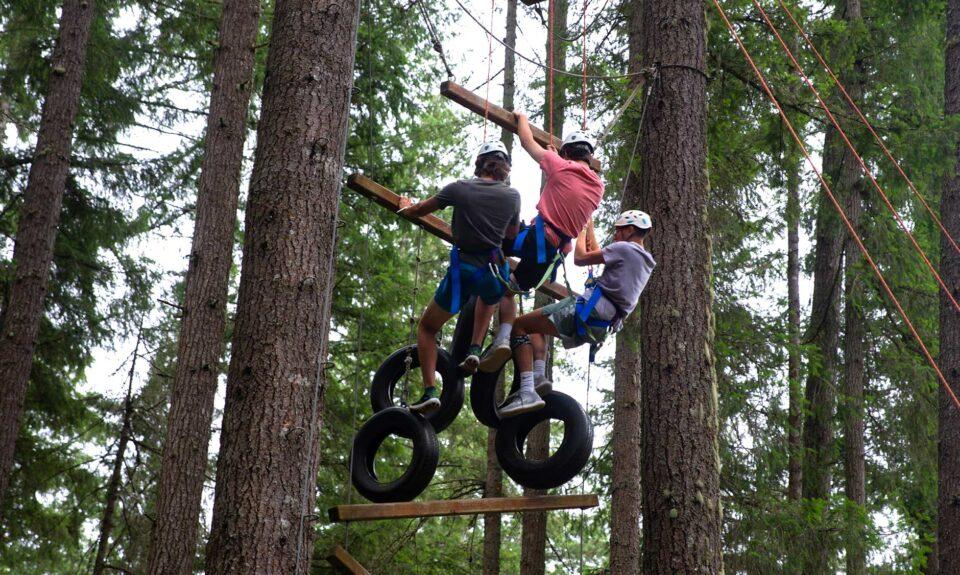 Vertical Playpen activity