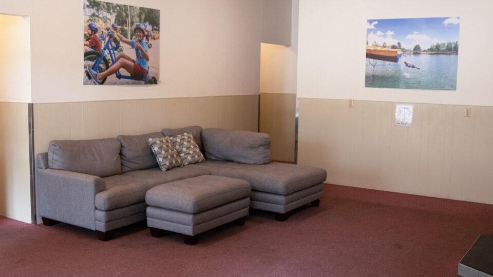 Copper Mountain Lodge lounge