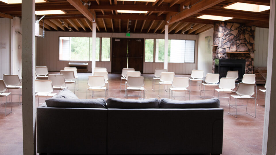 Copper Mountain meeting room