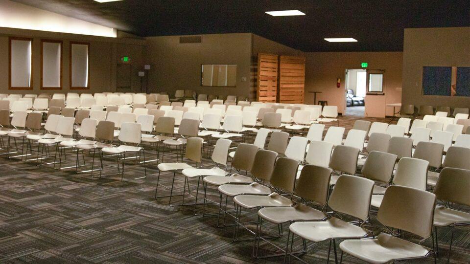 Crystal Mountain Meeting room
